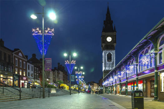 moving to Darlington is a good choice. Darlington is an affordable place to live.