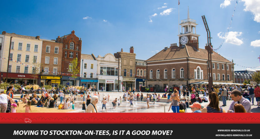 Why Moving to Stockton-on-Tees is a good move | An in-depth look.