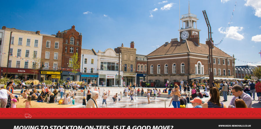 Moving to Stockton-on-tees, Is Stockton a good place to live. we take a look atsome of theings that make Stockton-on-tees a great place to live.