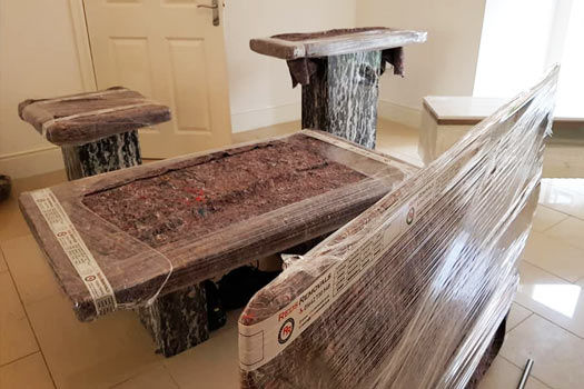 The best removal company in your area will protect your belongings as if they where their own, furniture protection as standard is a must.
