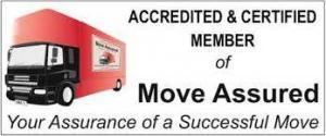 Accredited & Certified Member of Move Assured