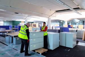 Office Relocation In Darlington – Great North Air Ambulance Service
